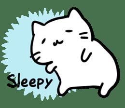 Mitchiri-Neko Dairy Sticker sticker #6173583