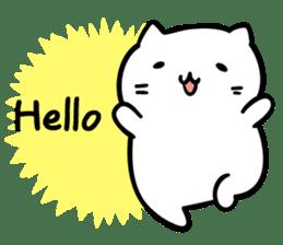 Mitchiri-Neko Dairy Sticker sticker #6173584