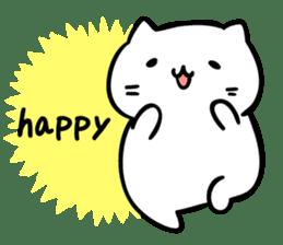 Mitchiri-Neko Dairy Sticker sticker #6173590