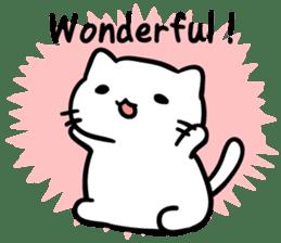 Mitchiri-Neko Dairy Sticker sticker #6173594