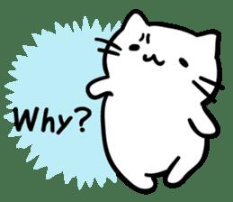 Mitchiri-Neko Dairy Sticker sticker #6173597