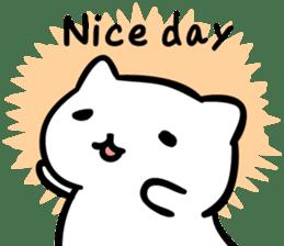Mitchiri-Neko Dairy Sticker sticker #6173605