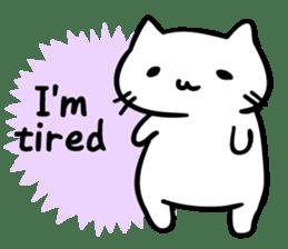 Mitchiri-Neko Dairy Sticker sticker #6173609