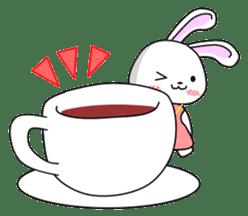 English Rabbit sticker #6180467