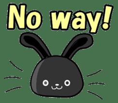 English Rabbit sticker #6180479