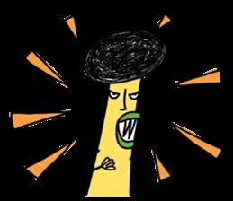 Crazy Mushroom 2 sticker #6183983