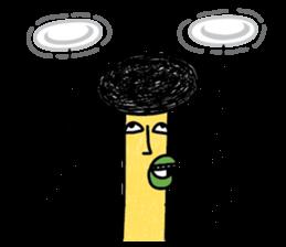 Crazy Mushroom 2 sticker #6183992