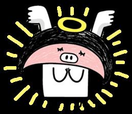 Crazy Mushroom 2 sticker #6183998