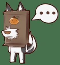 Husky Kakkoii sticker #6186453