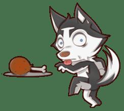 Husky Kakkoii sticker #6186473