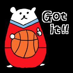Hamsters Basketball Club English Ver.