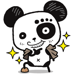 Peejung : Little Panda