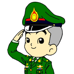 HAPPY SOLDIER (ENGLISH VERSION)