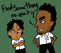 Shobee & Ponpon [Eng] sticker #6200661