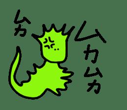 monyomonyo insect sticker #6206658