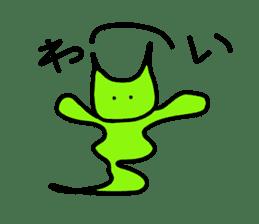 monyomonyo insect sticker #6206673