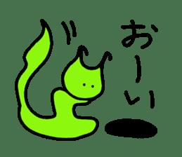 monyomonyo insect sticker #6206675