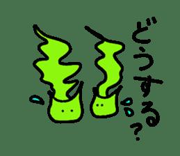 monyomonyo insect sticker #6206678