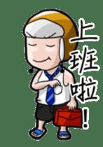 Caps Boy sticker #6206729