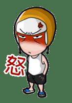 Caps Boy sticker #6206731