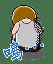 Caps Boy sticker #6206741