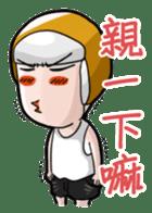 Caps Boy sticker #6206761