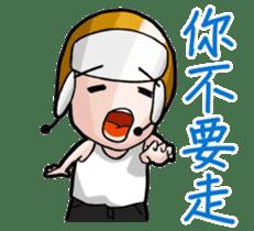 Caps Boy sticker #6206767