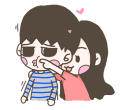 i love uu by minigarden sticker 6210041