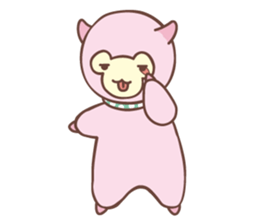 PACO the Alpaca sticker #6213384