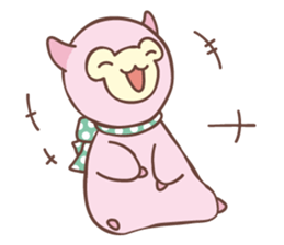 PACO the Alpaca sticker #6213388