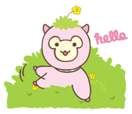 PACO the Alpaca sticker #6213400