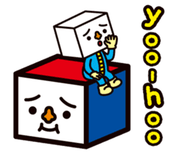 TO-FU OYAKO sticker #6213703