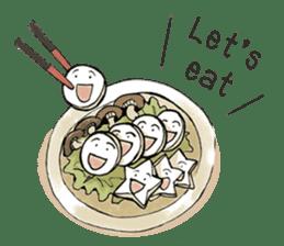 Enjoy Daikon sticker #6214131