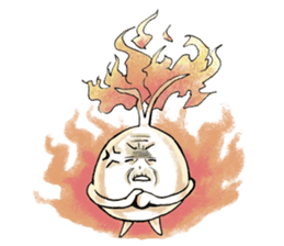 Enjoy Daikon sticker #6214149