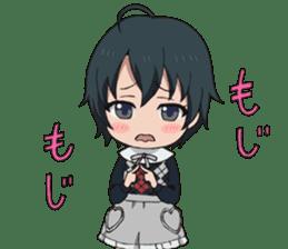 SHIROBAKO vol.1 sticker #6216720