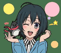 SHIROBAKO vol.1 sticker #6216726