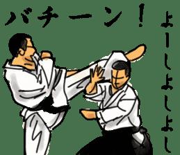 AIKIDO TIME sticker #6219921