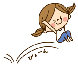 Kawashufu [Daily2] sticker #6226476