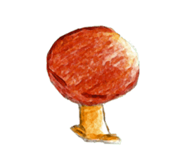 the little mushroom sticker #6227400