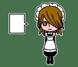 Maison de Waka vol.1 sticker #6230273
