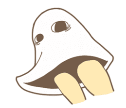 Medjed-like fascination sticker #6230855