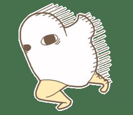Medjed-like fascination sticker #6230875