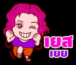 Gigi In Piggy Format (TH) sticker #6248586