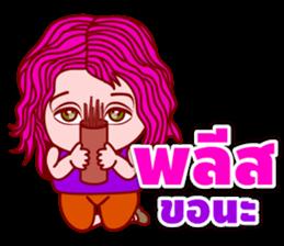 Gigi In Piggy Format (TH) sticker #6248591