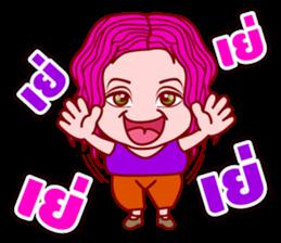Gigi In Piggy Format (TH) sticker #6248594