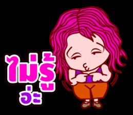 Gigi In Piggy Format (TH) sticker #6248609