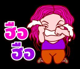 Gigi In Piggy Format (TH) sticker #6248619