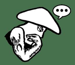 Muscle Mushroom sticker #6250899