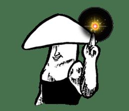 Muscle Mushroom sticker #6250904