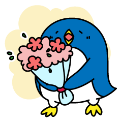 Pretty penguin -Shizu-